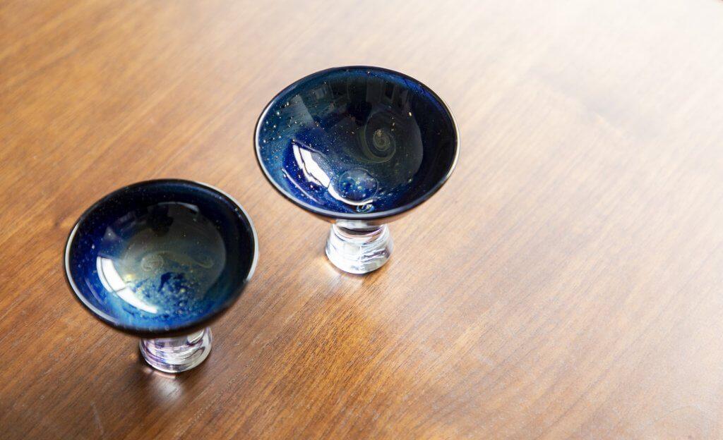 ノグチミエコ氏の酒器
